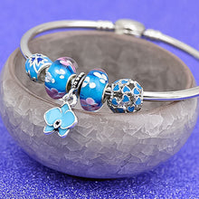 Load image into Gallery viewer, DIY Beaded Bracelet - Clear Sky-o1o.store-o1o.store