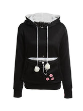 Load image into Gallery viewer, Autumn And Winter Cat and Dog Kangaroo Big Pocket Pet Hooded Sweater Women's Sweater-o1o.store-o1o.store