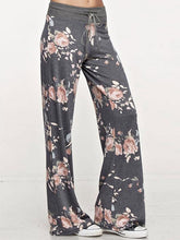Load image into Gallery viewer, Causal Women Summer Flower Print loose Pants-BelleChloe-o1o.store