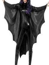 Load image into Gallery viewer, Black Vampire Bat Wings Fancy Dress Costume-BelleChloe-o1o.store