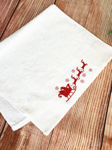 2018 new pure cotton large towel light and absorbent double-sided terry pure cotton embroidery-o1o.store-o1o.store