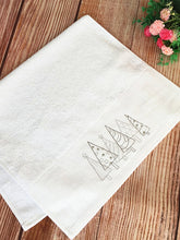 Load image into Gallery viewer, 2018 new pure cotton large towel light and absorbent double-sided terry pure cotton embroidery-o1o.store-o1o.store