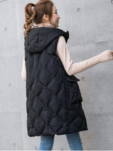 Load image into Gallery viewer, Winter Vest Thick Padded Warm Sleeveless Jacket-BelleChloe-o1o.store