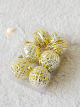 Load image into Gallery viewer, 6Pics New Christmas Tree Decorating Balls-BelleChloe-o1o.store
