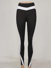 Load image into Gallery viewer, Color Matching Yoga Sports Tight Pants-BelleChloe-o1o.store