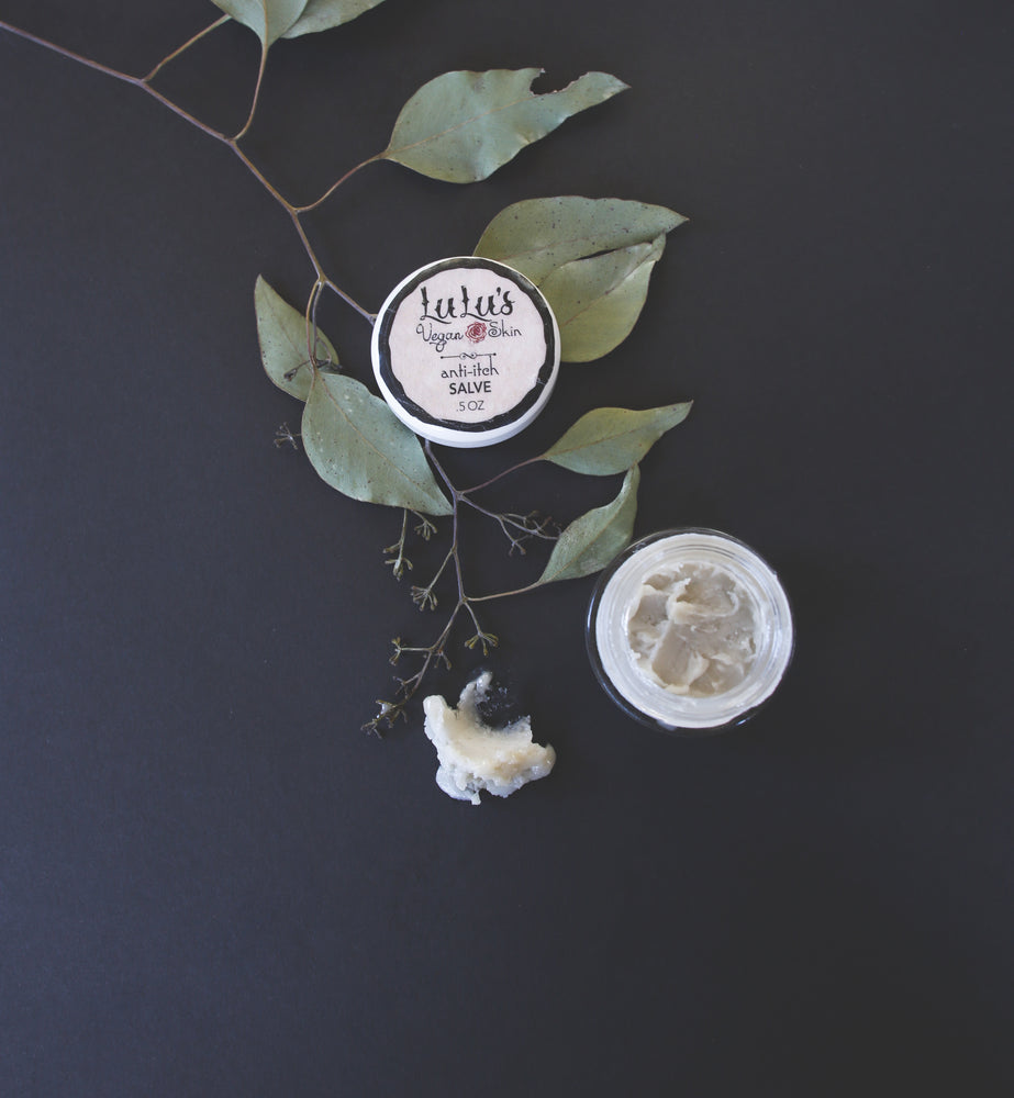 Anti-Itch Salve - Lulu's Vegan Skin