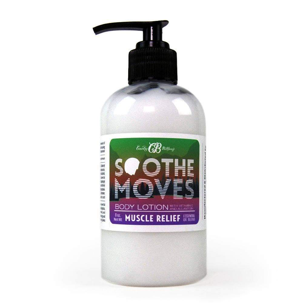 Soothe Moves Body Lotion - Muscle Relief
