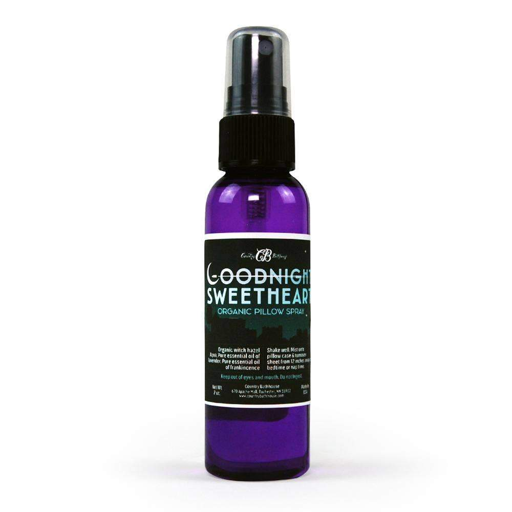 Essential Oil Mist - Goodnight Sweetheart