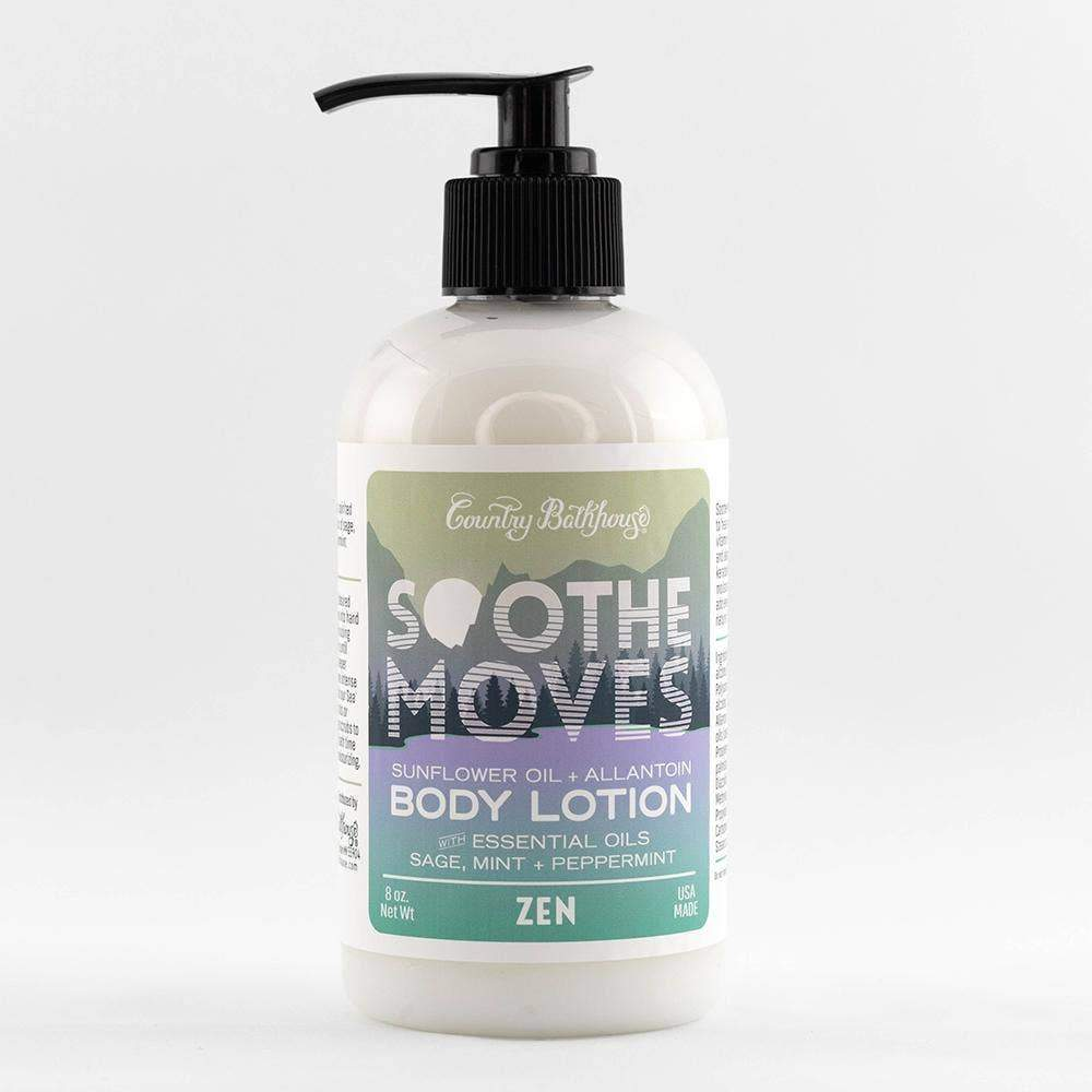 Soothe Moves Body Lotion - Zen