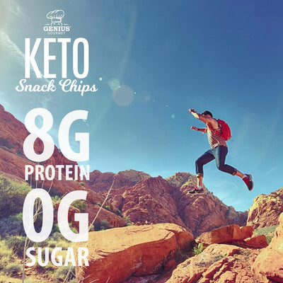 Keto Snack Chips - Ranch - Retail Display