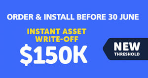 Claim your Instant Tax Write-Off