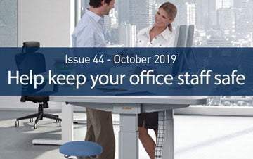 Help keep your office staff safe
