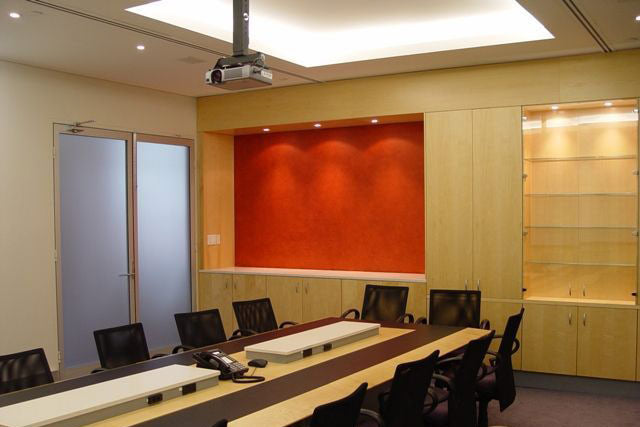 custom office space features