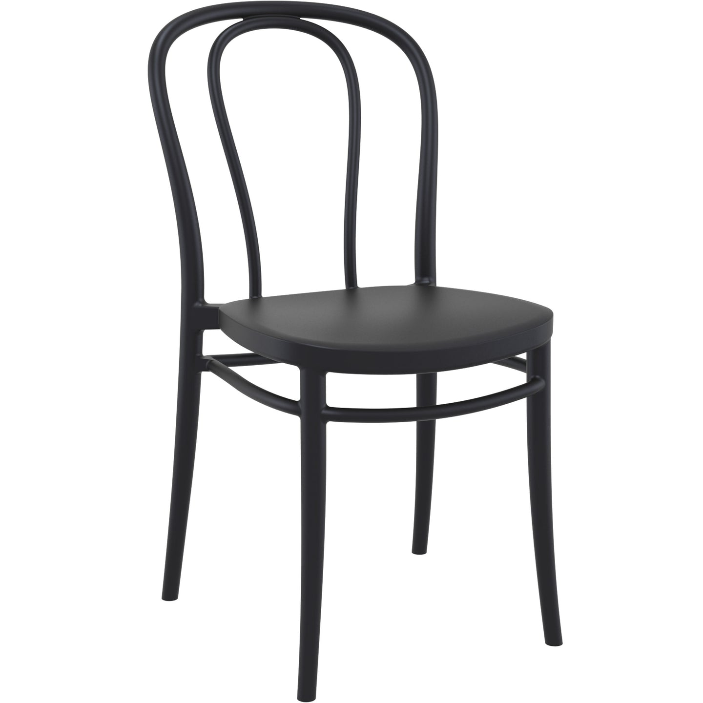 VICTOR STACKING CHAIR