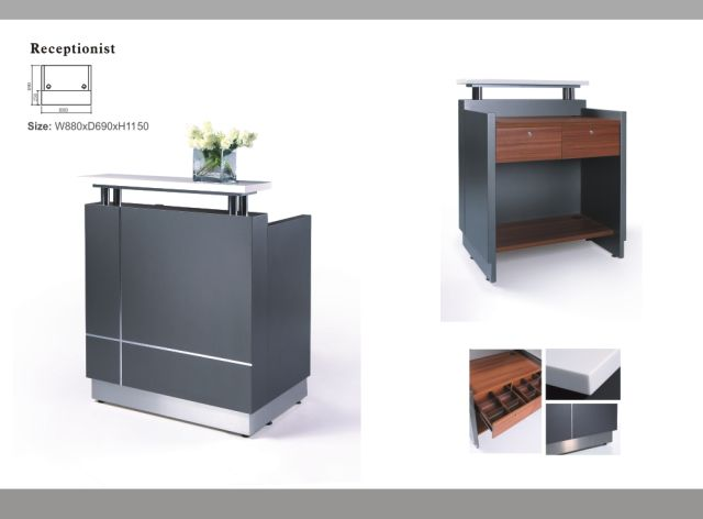 RECEPTIONIST RECEPTION COUNTER