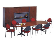 EQ6000 BOARDROOM TABLE