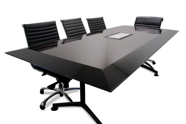 SILHOUETTE CUSTOM DESIGNED BOARDROOM TABLE