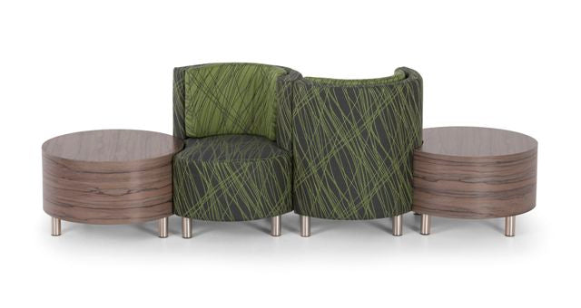 POD INTERLOCKING SEATING