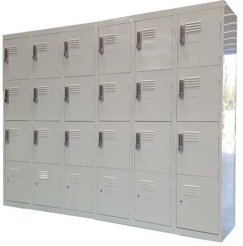 STATEWIDE LOCKERS