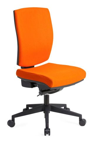 APOLLO EXECUTIVE CHAIR WITH LUMBAR PUMP 135KG RATED