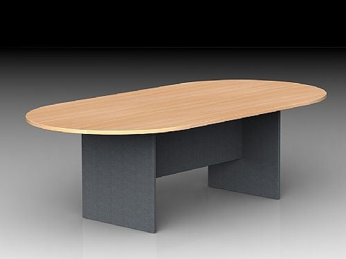 ACCENT D END BOARDROOM TABLE
