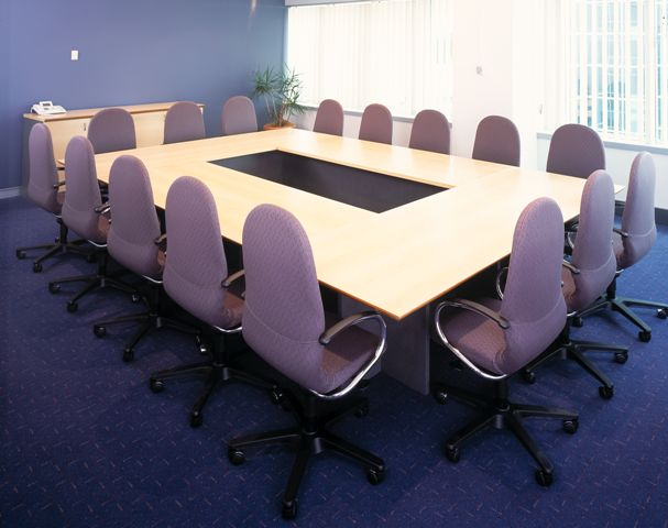 H6000 CUSTOM DESIGNED BOARDROOM TABLES