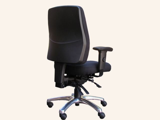 BRAVO HEAVY DUTY HIGH BACK CLERICAL CHAIR