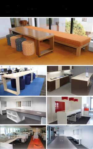 BREAKOUT FURNITURE AND FITOUT