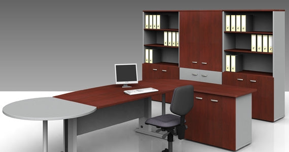 MODULAR OFFICE SYSTEMS DESKS