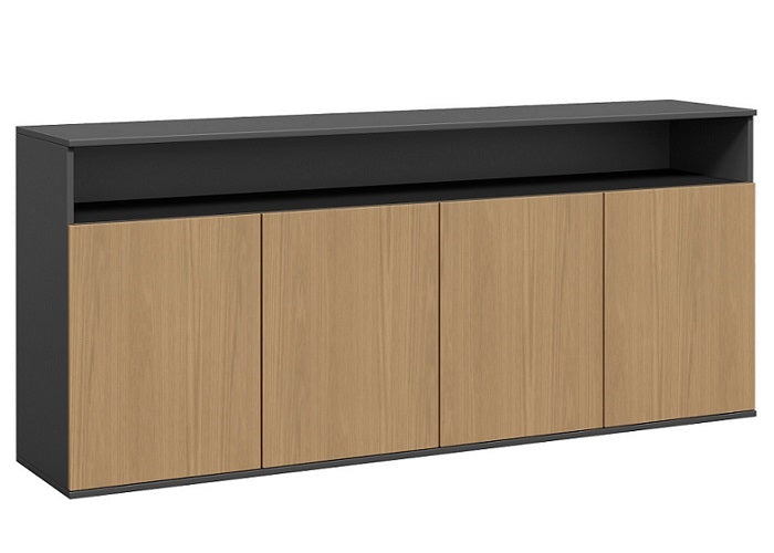 CREDENZA WITH SHELF