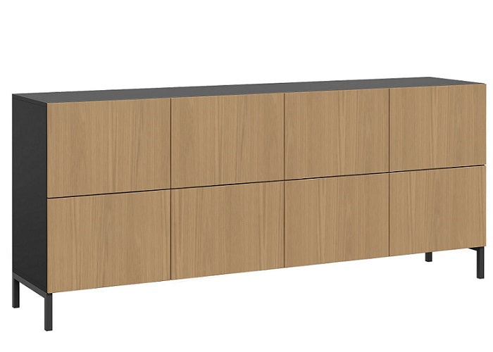 CREDENZA WITH TILE LINE