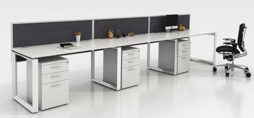 DIAMOND STRAIGHT RUN WORKSTATIONS