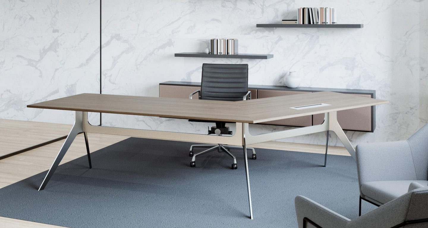 NOUVEAU 120 EXECUTIVE DESK