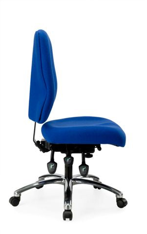ERGOMAX CLERICAL CHAIR 160KG RATED