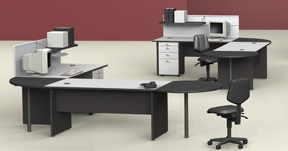 ERGO OFFICE - R SERIES DESKS