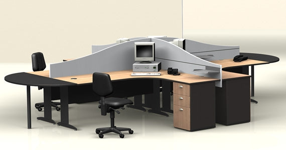ERGO OFFICE - J SERIES DESKS