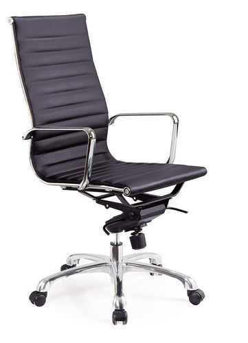 FORTE HB LEATHER BOARDROOM CHAIR