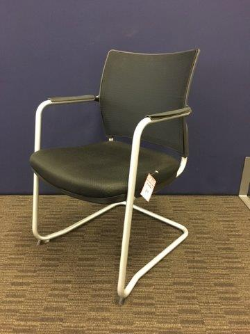 SHOWROOM CLEARANCE STOCK - MACK CLIENT CHAIR WAS $299 NOW $99 SAVE 70%