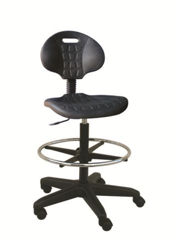 INDUSTRIAL DRAFTING STOOL