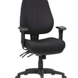 LOGAN MB TASK CHAIR - FREE BOXED SHIPPING SYD, BRIS & MEL, METRO AREAS
