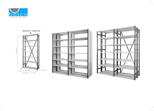 MAXITEK MOBILE AND STATIC SHELVING SYSTEMS