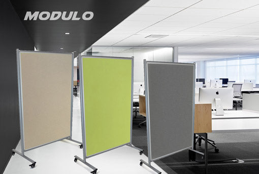 MODULO T LEG PINNABLE SCREENS