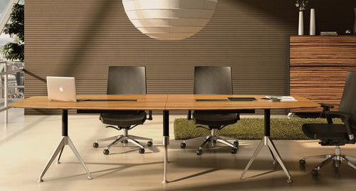 NOVARA TIMBER VENEER BOARDROOM TABLES