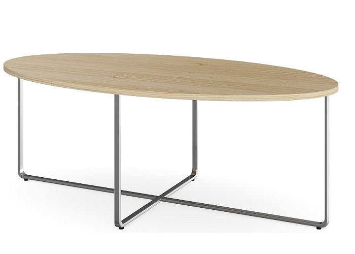 AIR COFFEE TABLE OVAL