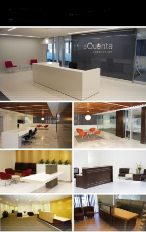 RECEPTION FURNITURE AND FITOUT