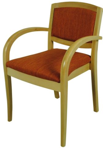 SIENNA TIMBER FRAME CHAIR