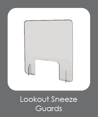 SNEEZE & SCREEN GUARDS