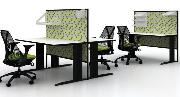 CUSTOM COLOUR WORKSTATIONS