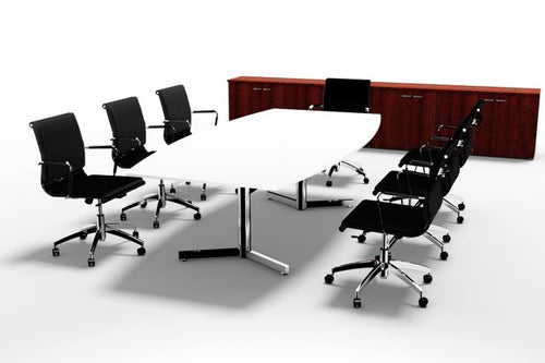 STATUS BOARDROOM TABLES WITH SUPREME BASE