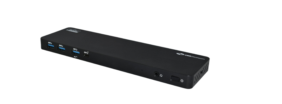 DUAL STREAM 100W USB-C DOCKING STATION